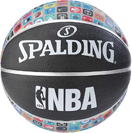 Spalding NBA Team Logo Collection - Balón de Baloncesto, Color ...