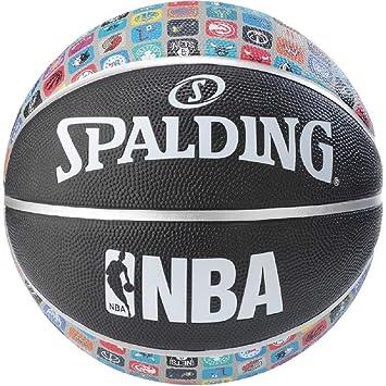 Spalding NBA Team Logo Collection - Balón de Baloncesto ...