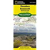 Theodore Roosevelt National Park (National Geographic Trails Illustrated Map, 259)