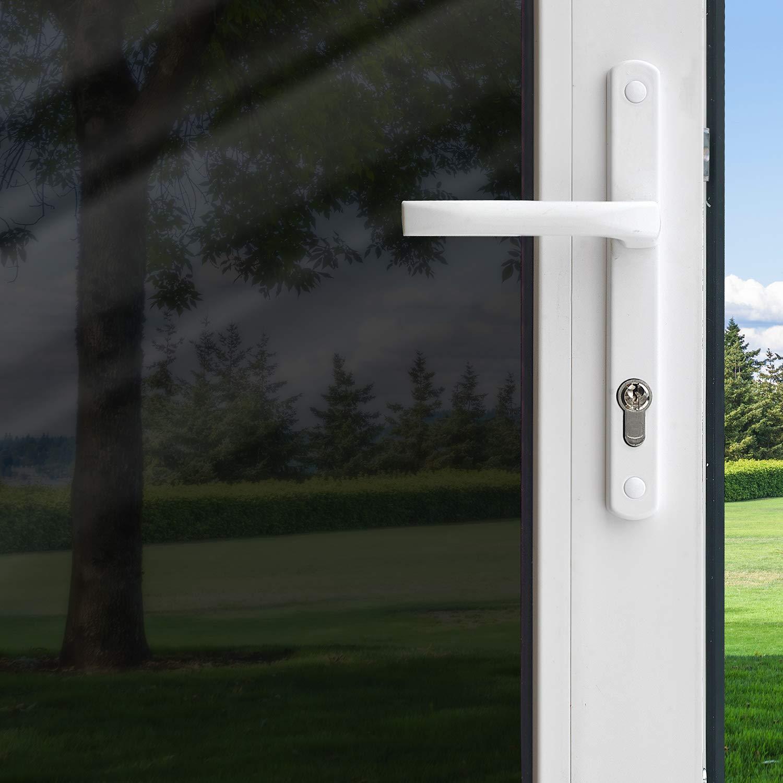 Gila 50167279 Film-36 x6.5 3-in-1 Heat Control Adhesive Window Film, 36 x 180-INCH, 3ft x 15ft Transparent