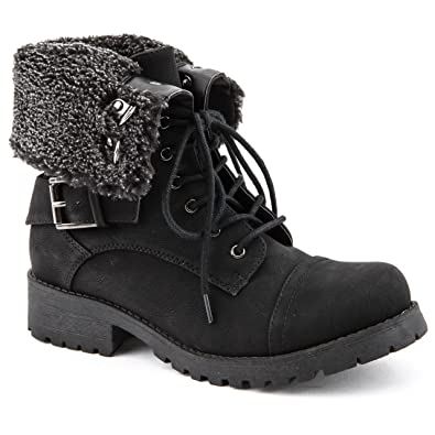 Ladies Emilio Luca X Red Utility Black Ankle Boots Size 9