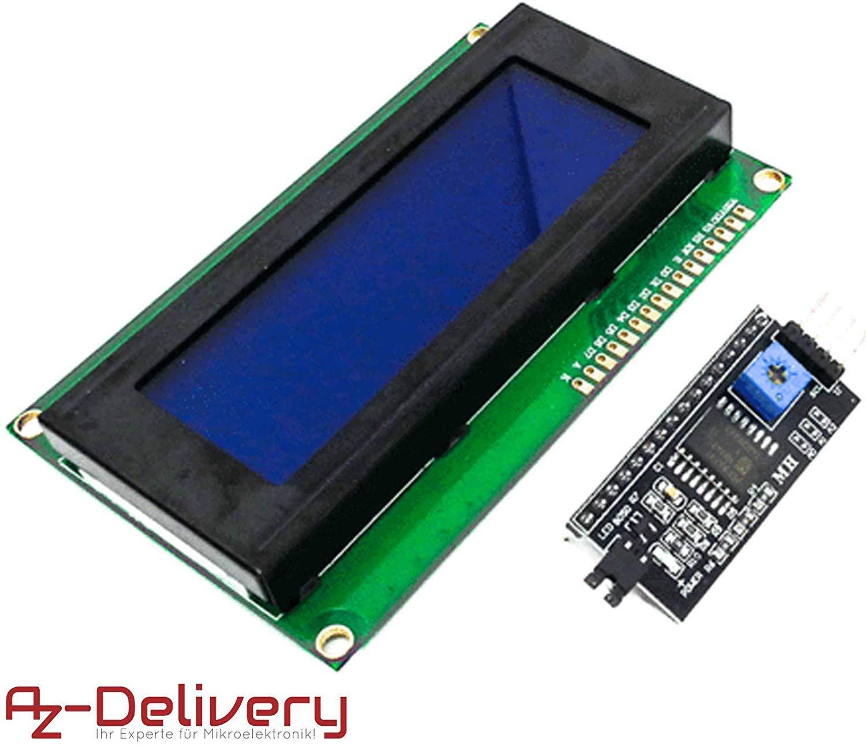 4 PCs LC display 2x16-hd44780 compatible