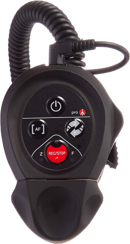 Black Manfrotto MVR901ECLA Remote Control LANC