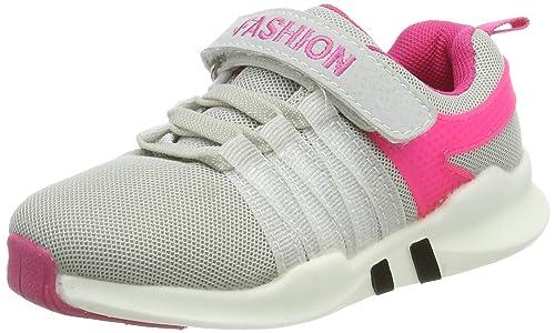 Para Zapatillas Transpirables Antideslizante Y Adolescentes Deporte De Con Los Velcros Yeeper Niños Cierre Suela PiXOkZu