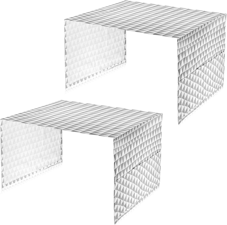 2Pcs Nevera Cubierta antipolvo Lavadora Algodón Refrigerador Cubierta antipolvo con bolsa de Almacenamiento para Refrigerador De Una Sola Puerta y Lavadora 55x130cm (gris)
