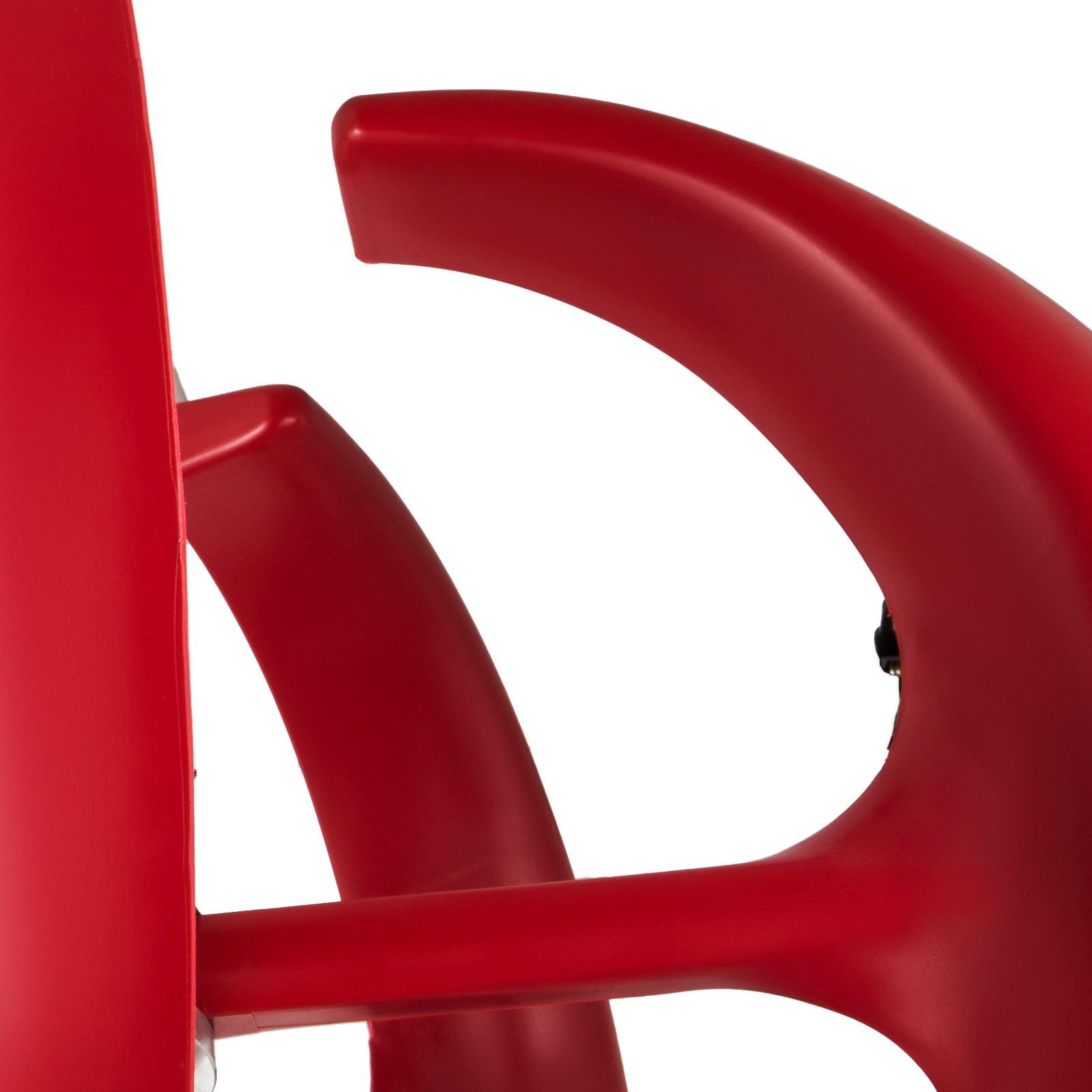Happybuy Wind Turbine 300W 12V Wind Turbine Generator Red Lantern Vertical Wind Generator 5 Leaves Wind Turbine Kit with Controller No Pole (300W 12V, Red) by Happybuy (Image #7)