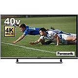パナソニック 40V型 4K対応 液晶 テレビ VIERA TH-40DX600