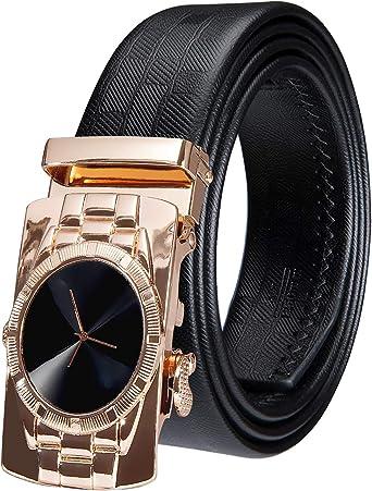New Western Fashion Personality Black /& Silver Belt Buckle Gold   Pattern
