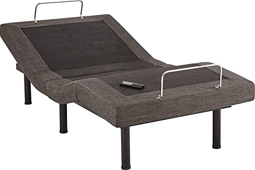 Amazon Com Boyd Sleep Lifestyle Adjustable Bed Frame Mattress Foundation With Wireless Remote Twin Xl Home Kitchen