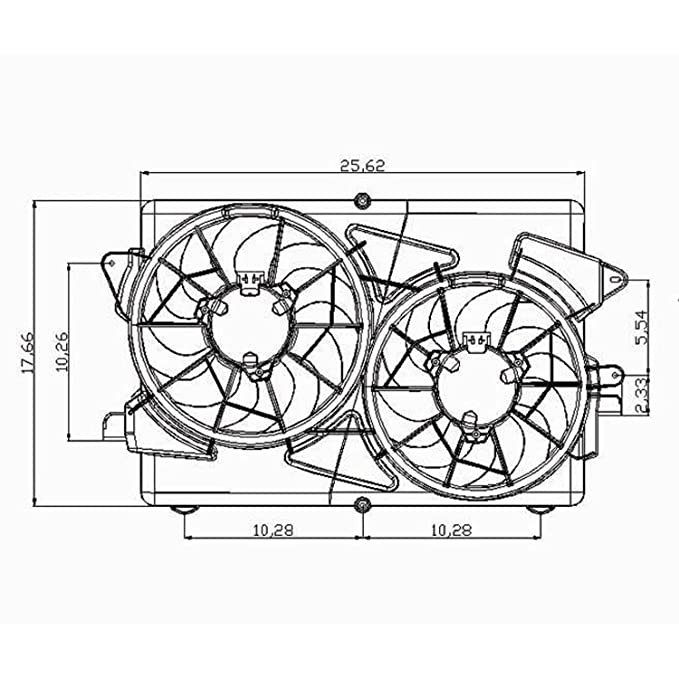 Motor Assembly For 05 Chevrolet Equinox