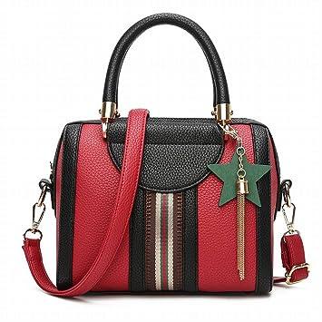 23f2fdd97d987 YTTY Weibliche Handtaschen Art und Weiseschulterbeutel Wilde Kuriertasche  Weiche Handtasche