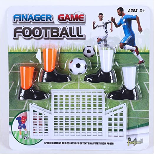Divertido Mini Finger Soccer Football Match Play Juego de Mesa ...