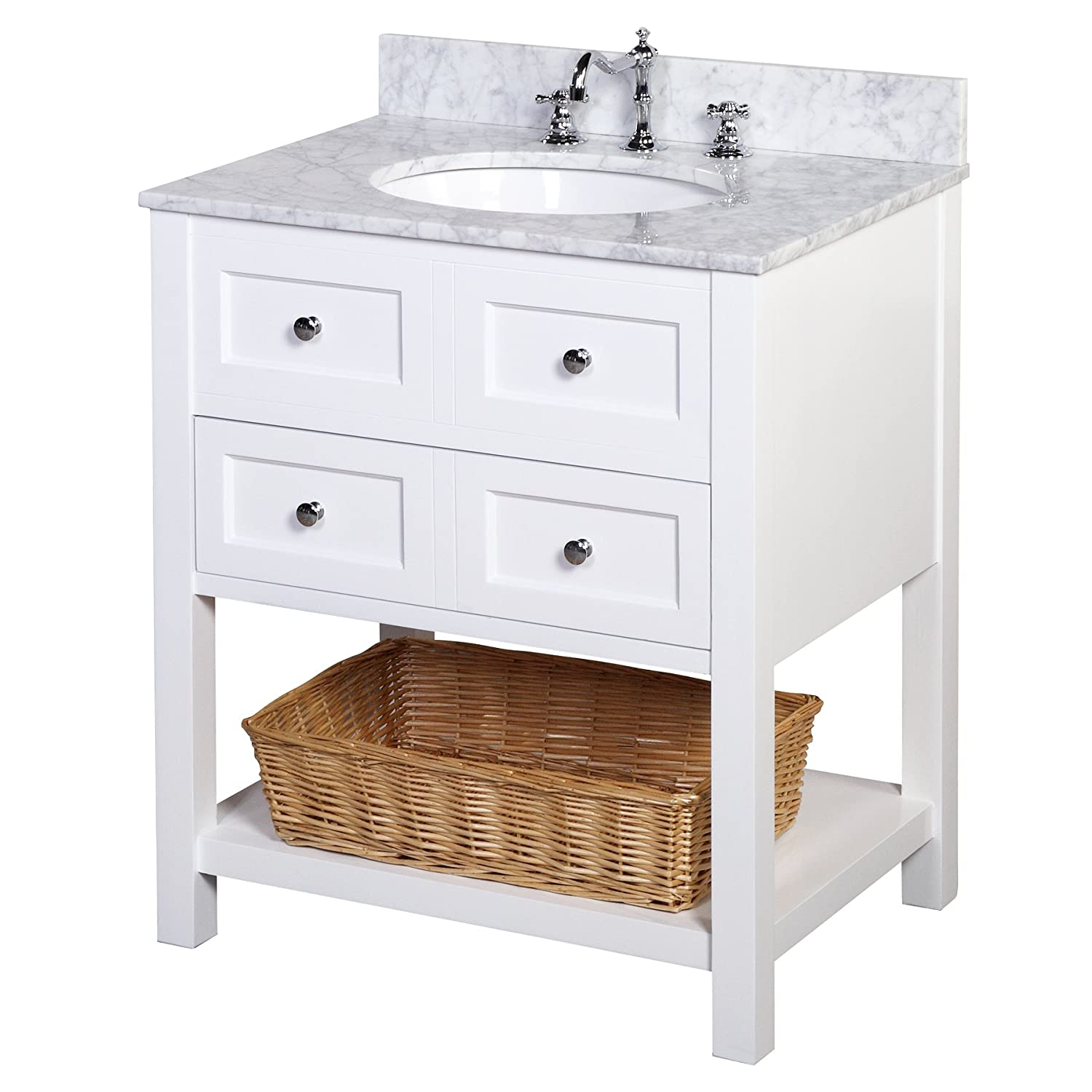 size of with and top cabinet organizer bathroom full vanity storage drawers sink drawer single inch sturdy
