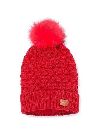 9c493f1e5dc1 Pepe Jeans - Ensemble bonnet, écharpe et gants - Fille Rouge rouge M ...
