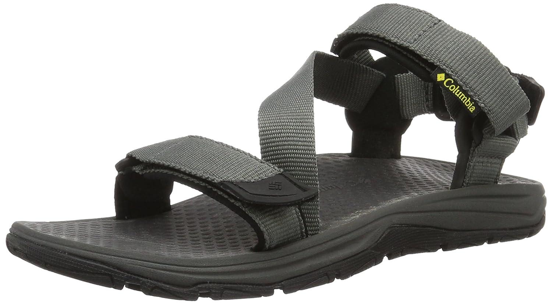 Columbia Men's Big Water Sport Sandal B01N7C1LW8 8 D(M) US|Titanium Mhw, Laser Lemon