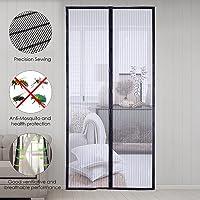 Sinbide® Moustiquaire Porte Magnétique Rideau Aimant sans Perçage