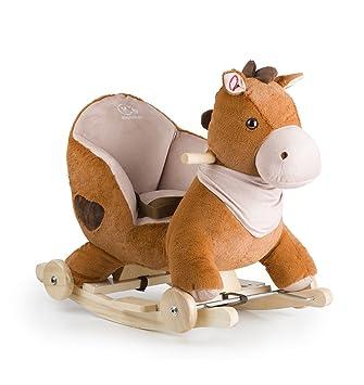 Cheval à bascule Kinderkraft avec roues,
