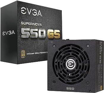 EVGA 80 PLUS 550W Power Supply