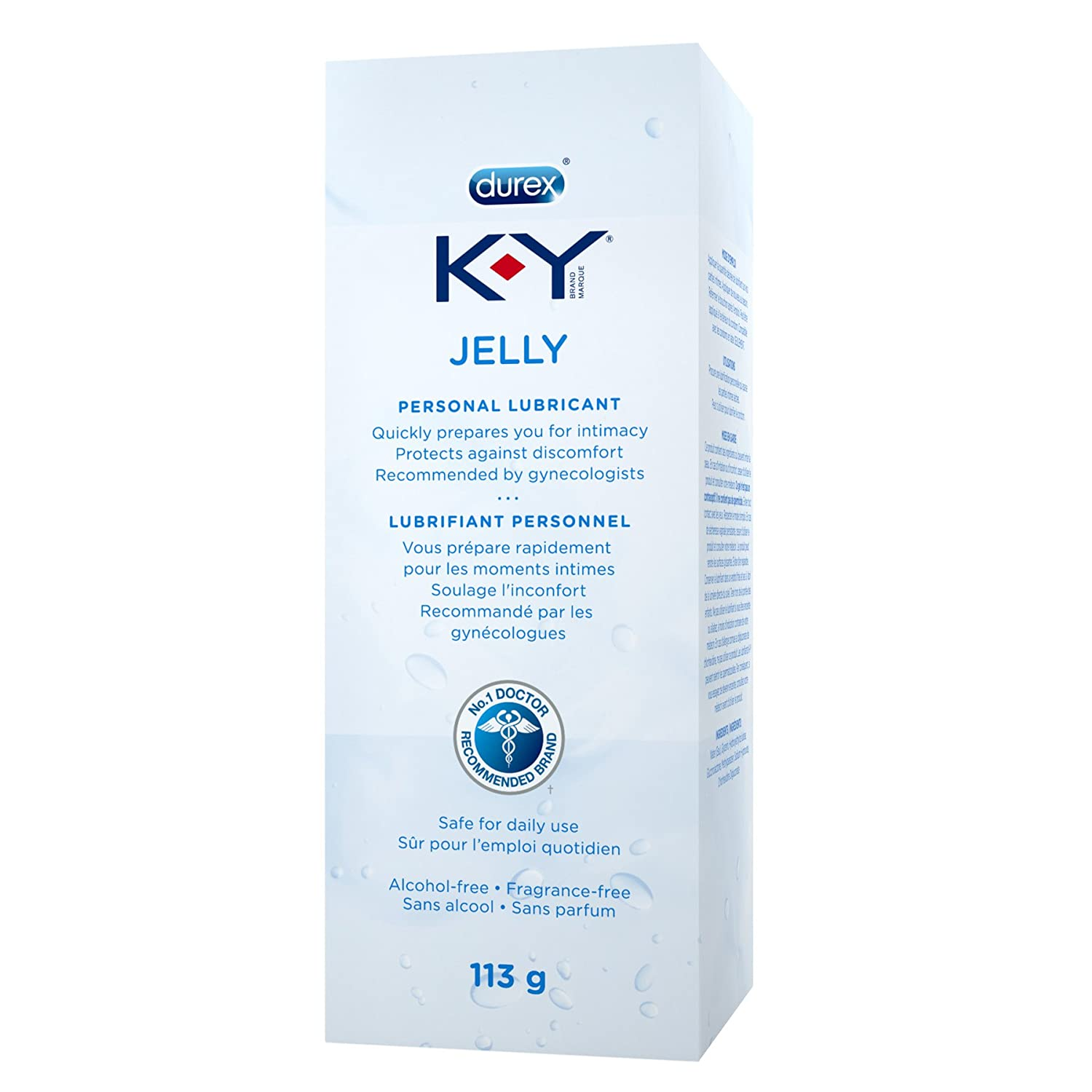Ky jelly personal lubricant