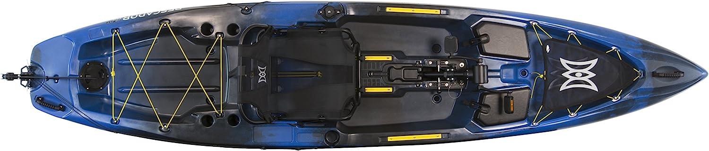 Best fishing kayak: Perception Pescador Pilot 12