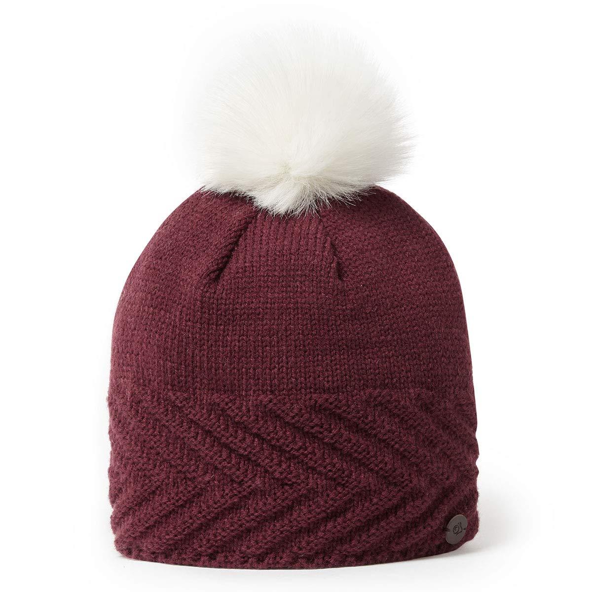 Craghoppers Womens Maria Knit Hat Headwear