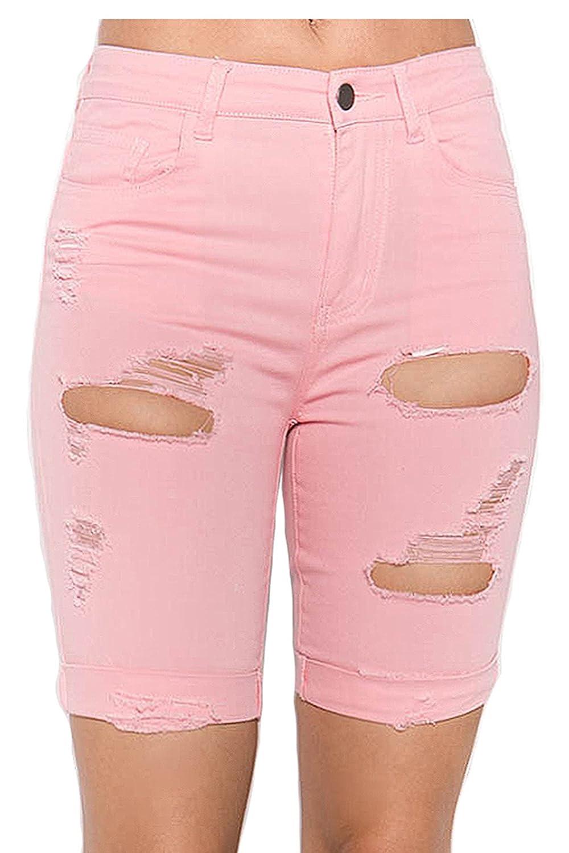 TwiinSisters PANTS レディース B07BKNRF8D 1X|Pink #Rss394 Pink #Rss394 1X