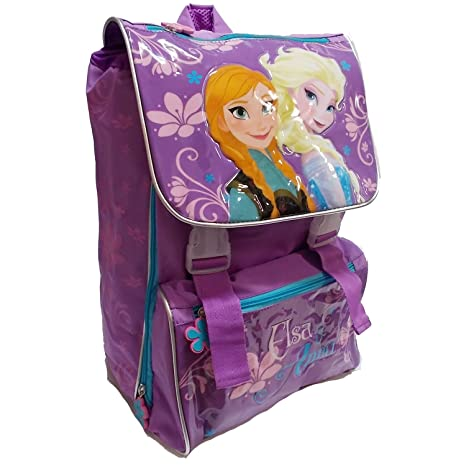cc2d728831 FROZEN ZAINO ESTENSIBILE ELSA E ANNA: Amazon.it: Cancelleria e ...