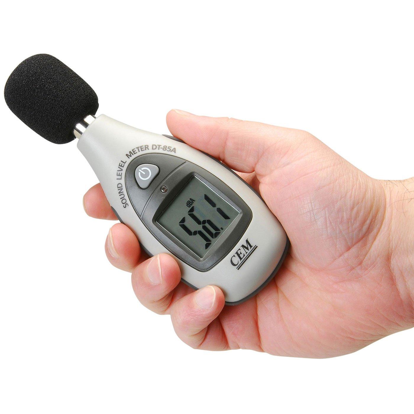 Parts Express Mini Digital Sound Level Meter