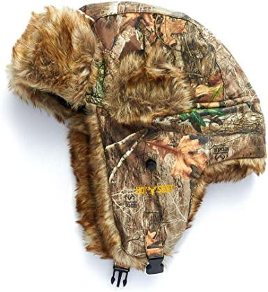 HOT SHOT Mens Sabre Trapper Hat