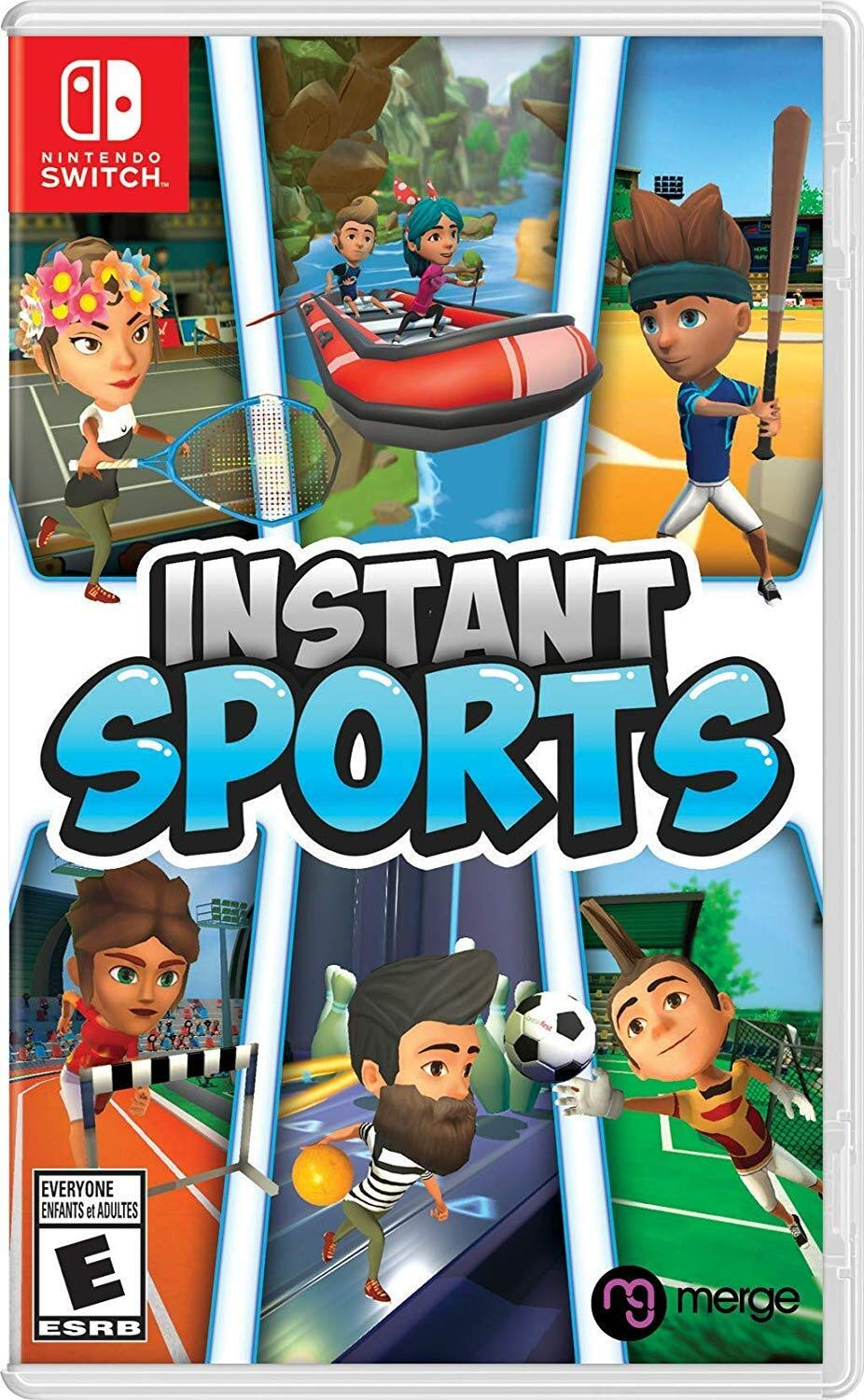 Instant Sports for Nintendo Switch [USA]: Amazon.es: Crescent ...