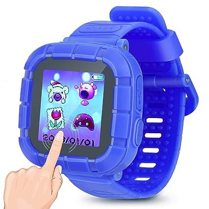 Amazon.com: Reloj inteligente para niños, relojes ...