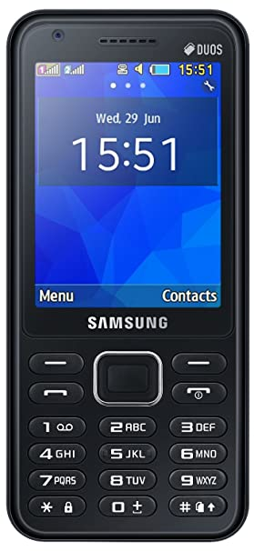 Samsung Metro Xl Sm B355e Black Amazon In Electronics