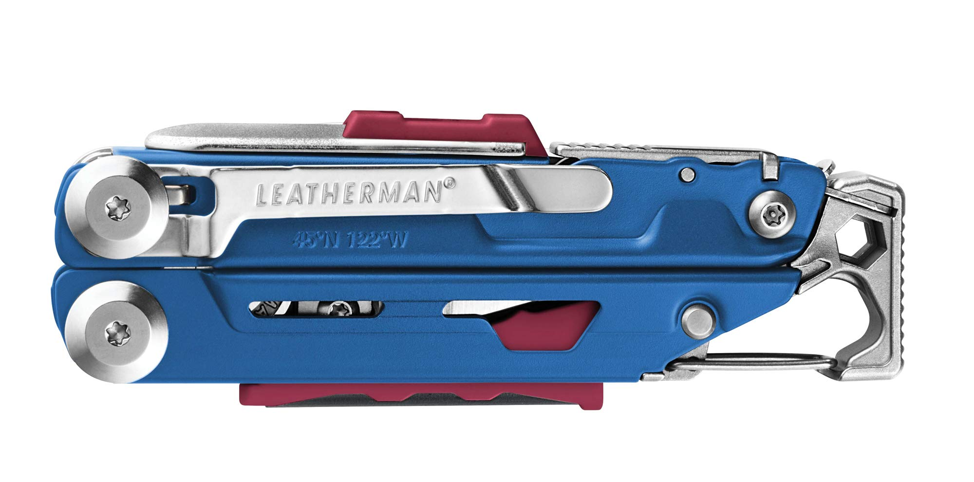 Leatherman - Signal, Blue/Red by LEATHERMAN (Image #2)