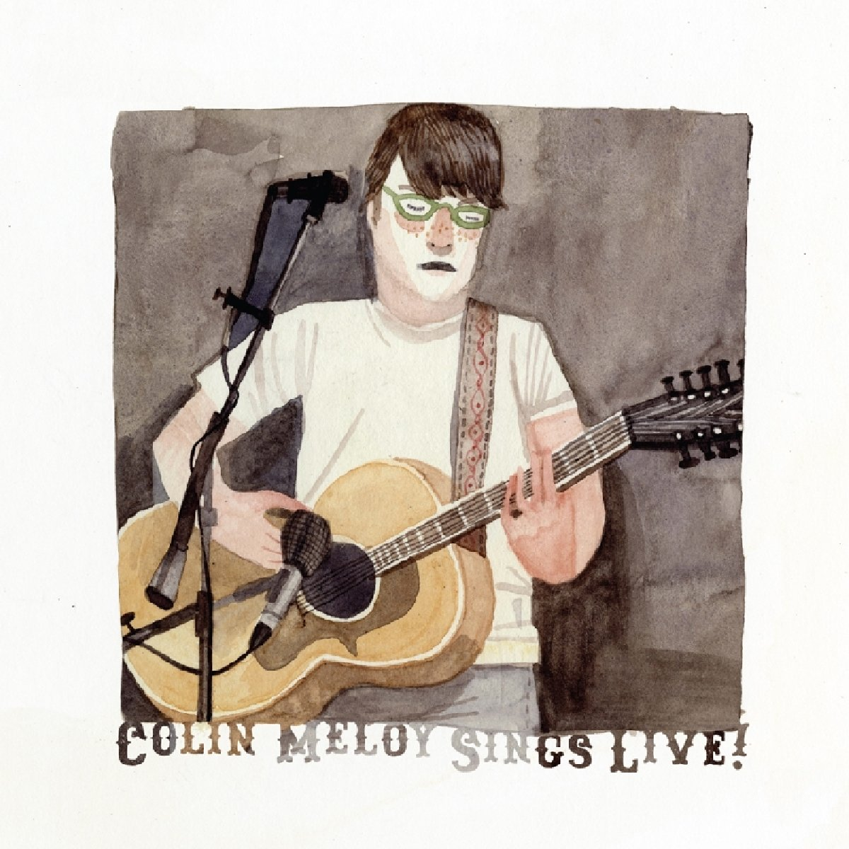 Colin Meloy Sings Live! by Kill Rock Stars