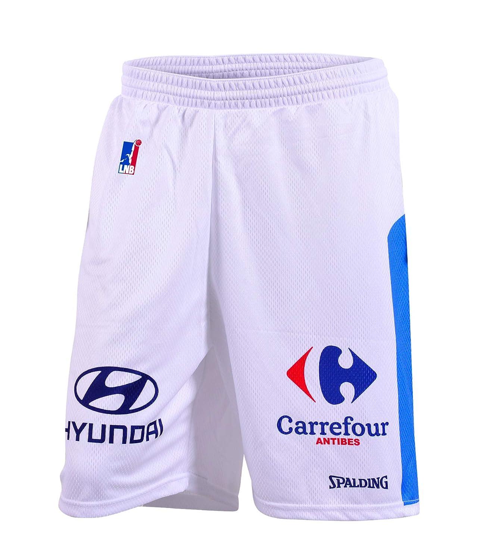 Antibes Sharks - Pantalón Corto Oficial de Baloncesto para niño ...