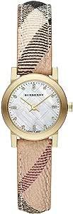 Burberry The City Diamond Ladies Watch BU9226