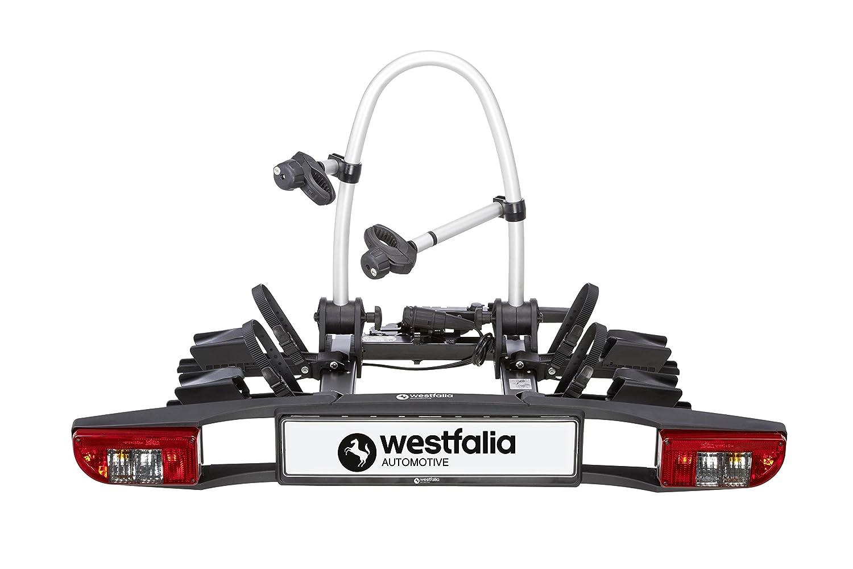 Westfalia Fahrradträger BC 60 für die Anhängerkupplung ...