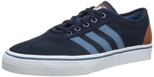 the latest 7045f d73b4 adidas Originals ADI-EASE 2 Q33223, Sneaker Uomo, Blu (Blau (COLNAV