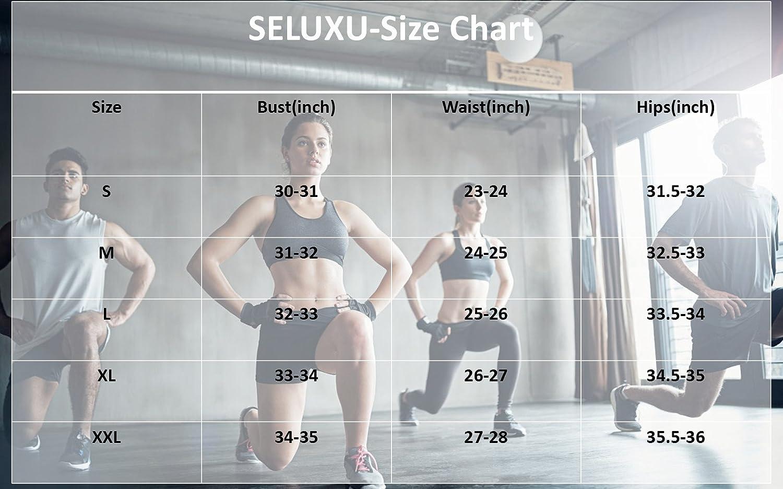 SELUXU Womens Waist Trainer Brocade Bustiers Lace up Cincher Underbust Steampunk Corsets