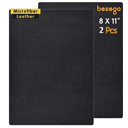 Fantastic Besego New Microfiber Leather Repair Patch Leather Repair Patch For Couch Self Adhesive Leather Sofa Patches 8 11Inch Black 2Pcs Pdpeps Interior Chair Design Pdpepsorg