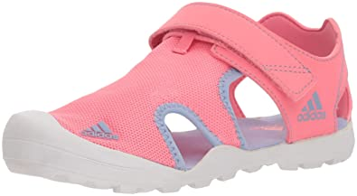 8a076cdce233 adidas Outdoor Kids Baby Girl s Captain Toey (Toddler Little Kid Big Kid)
