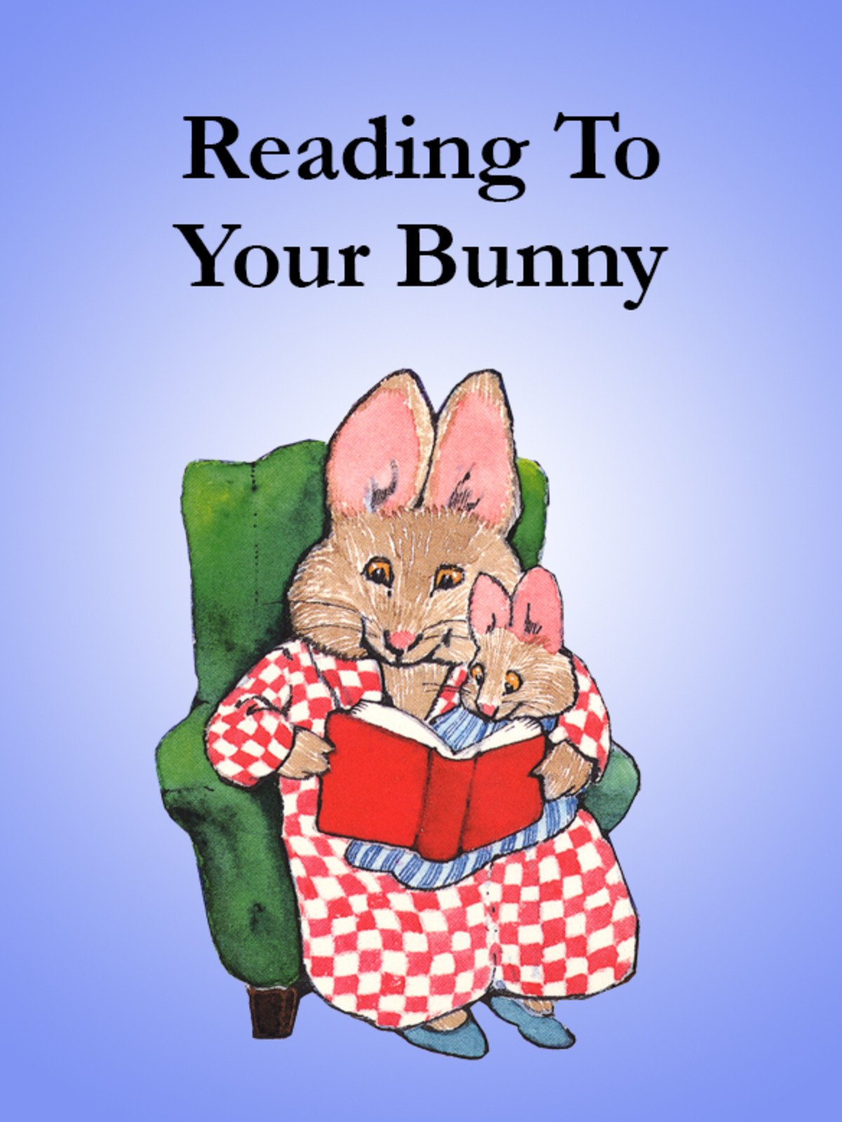 Reading to Your Bunny on Amazon Prime Video UK