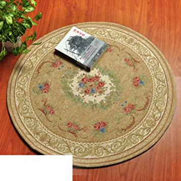 Northern European style Circular Mats Cushion For puter Chair