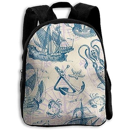 Torna a Scuola Zaino Borsa Laptop Scuola Zaino Impermeabile Ragazzi Ragazze Daypack