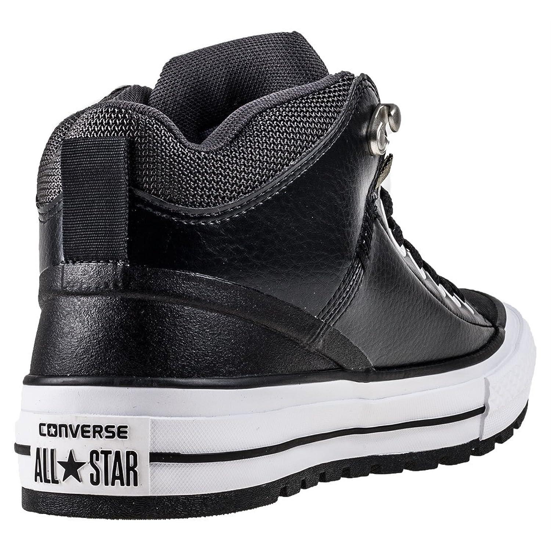 Converse All Star High Street Hi chaussures black/storm wind mHuo1u