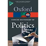 The Concise Oxford Dictionary of Politics (Oxford Quick Reference)