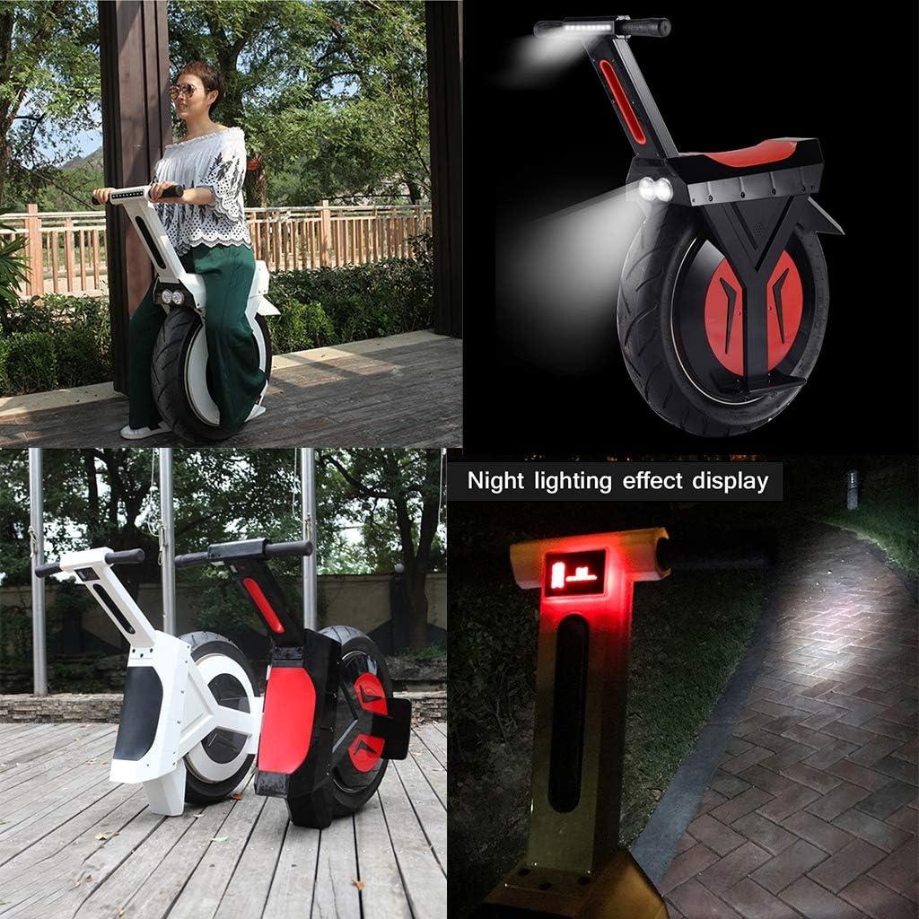 SZPDD Bici dellequilibrio del Motociclo della Singola Ruota Intelligente somatosensoriale della Bicicletta a 17 Pollici del Monociclo Elettrico
