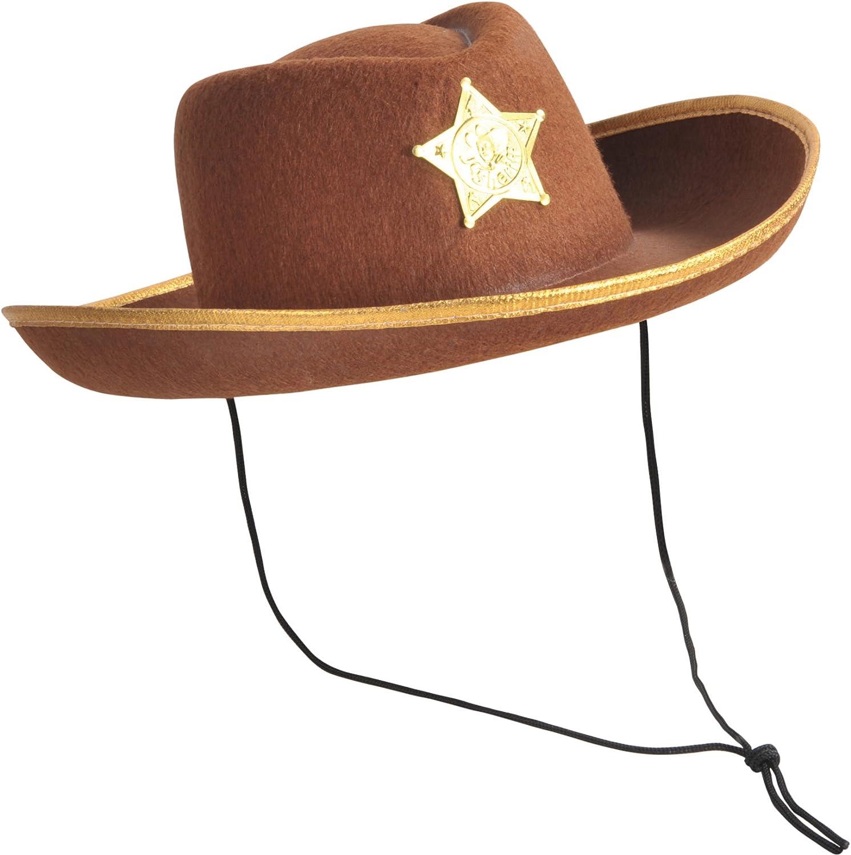 Happy Boys - Sombrero para disfraz de vaquero (cowboy) para niño ...