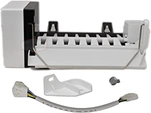 Replacement for 2198597 Refrigerator Ice Maker By DR Quality Parts for Whirlpool Kenmore Kitchenaid