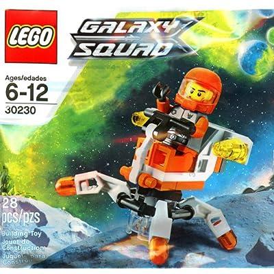 Lego Galaxy Squad Mini Mech (30230): Toys & Games